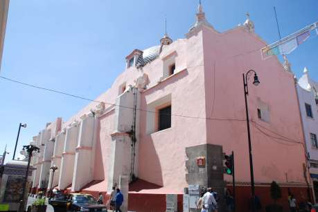 04-Puebla-edificios (11)-Parroquía-Santa-Clara-de-Asis