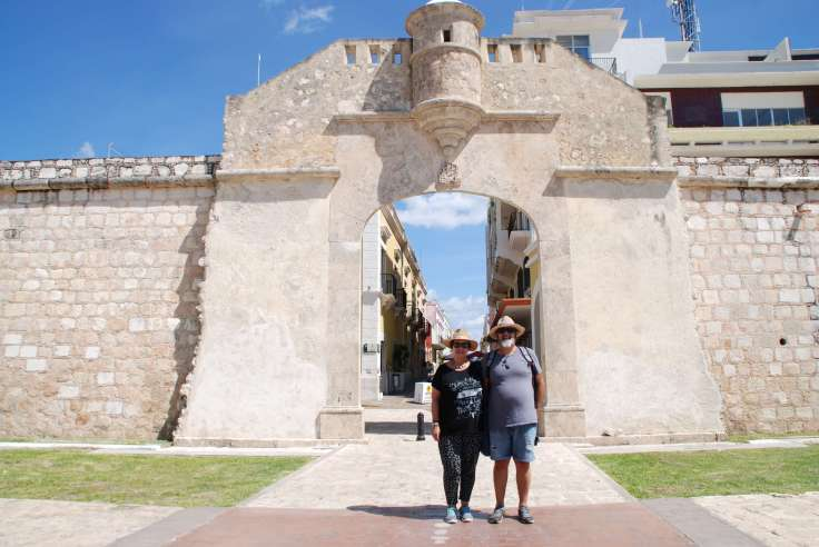 Campeche-Puertadel Mar