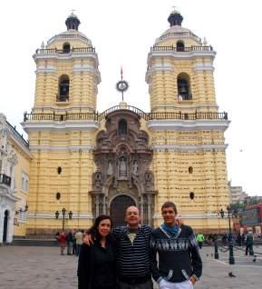 01-Peru-Lima-00-Basílica y convento de San Francisco (1)
