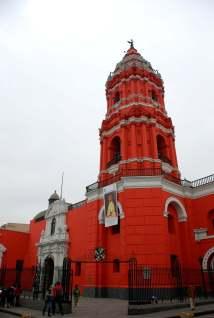 04-Peru-Lima-Basílica y convento de Santo Domingo (2)