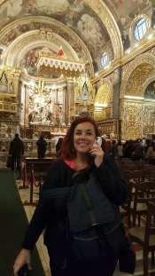 01-Malta-La-Valeta- (19)-La Concatedral de San Juan