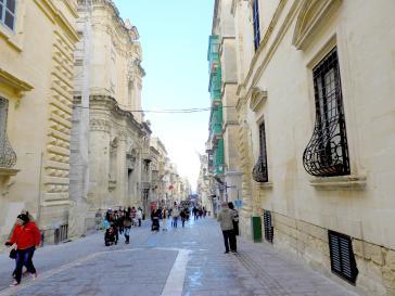 01-Malta-La-Valeta- (32)-Triq il-Repubblika