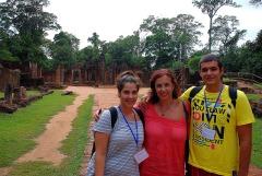 02-Camboya-Siem-Reap-04-Banteay-Srei-0 (11)