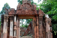 02-Camboya-Siem-Reap-04-Banteay-Srei-0 (13)