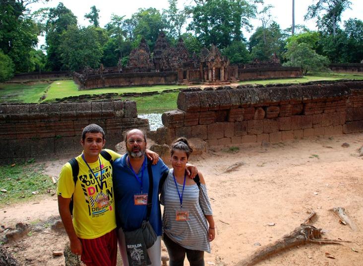 02-Camboya-Siem-Reap-04-Banteay-Srei-0 (18)