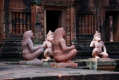 02-Camboya-Siem-Reap-04-Banteay-Srei-0 (57)