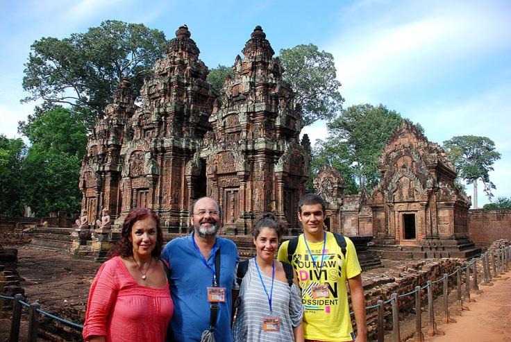 02-Camboya-Siem-Reap-04-Banteay-Srei-0 (58)